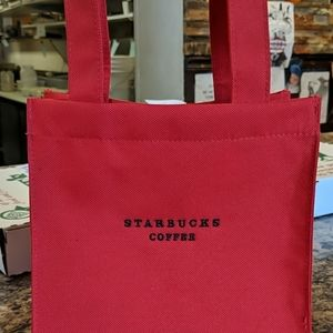 Authentic Starbucks SM Pastry Bag